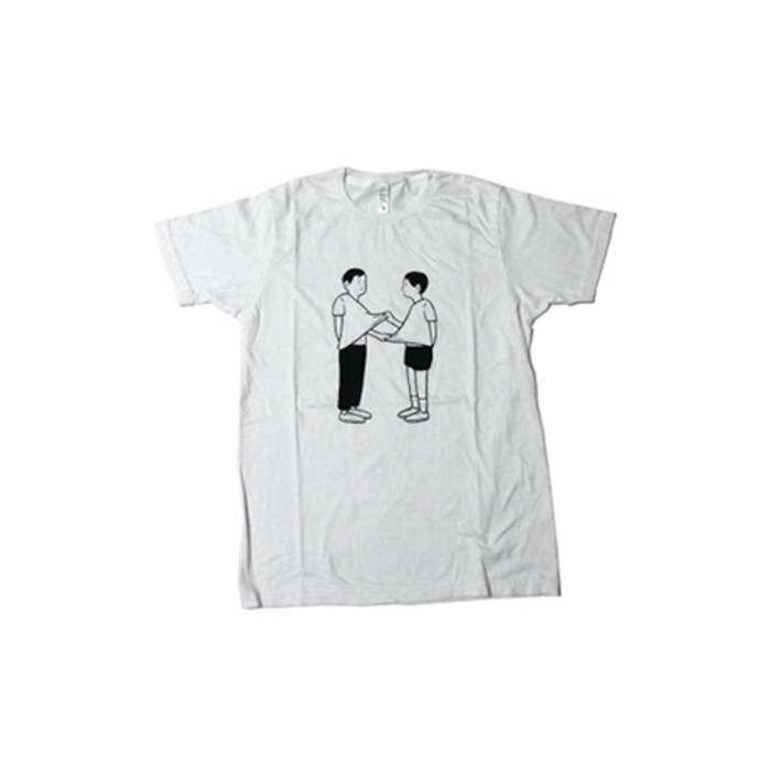 (複製)NORITAKE|MAGAZINE WAVE T-SHIRT(WHITE)