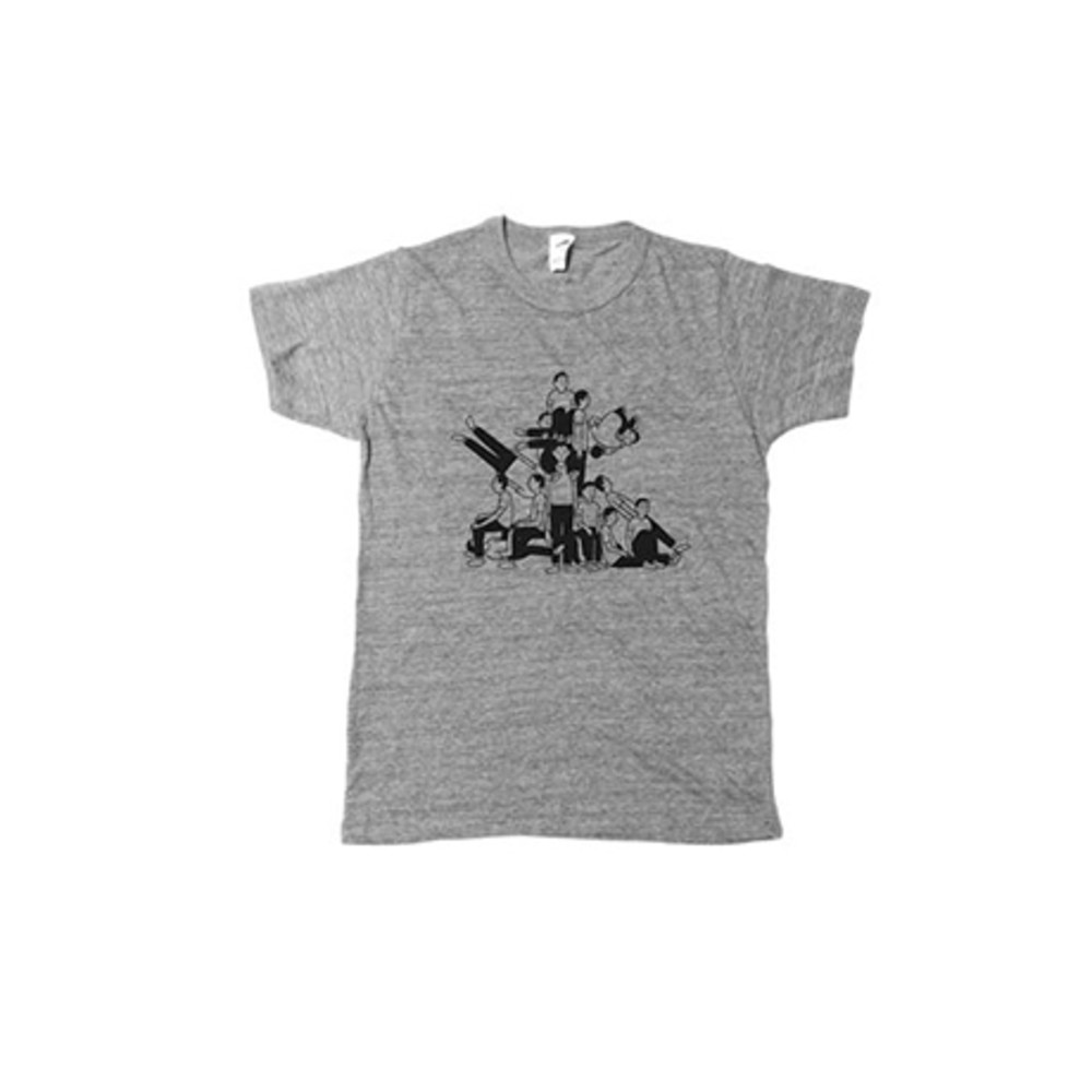 NORITAKE|PEOPLE PLAY T-SHIRT