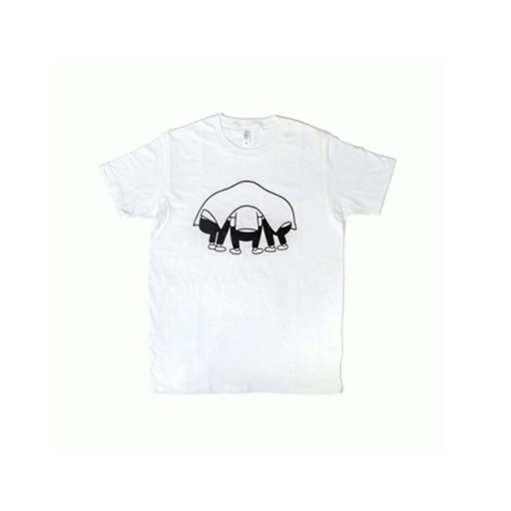 NORITAKE|ALLEY T-SHIRT(WHITE)
