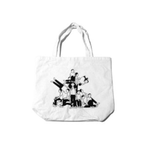 NORITAKE, PEOPLE PLAY Tote Bag 托特包