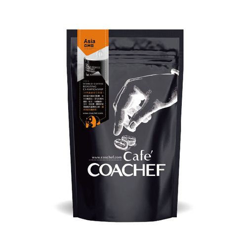 卡契芬COACHEF|亞洲精品豆(半磅/包/中培)