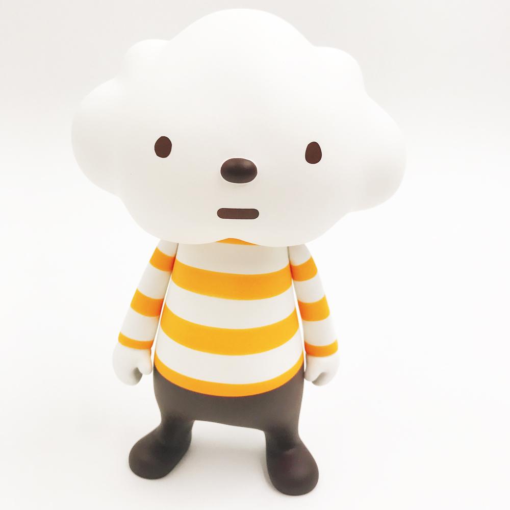 Fluffy House 公仔系列- 白雲先生