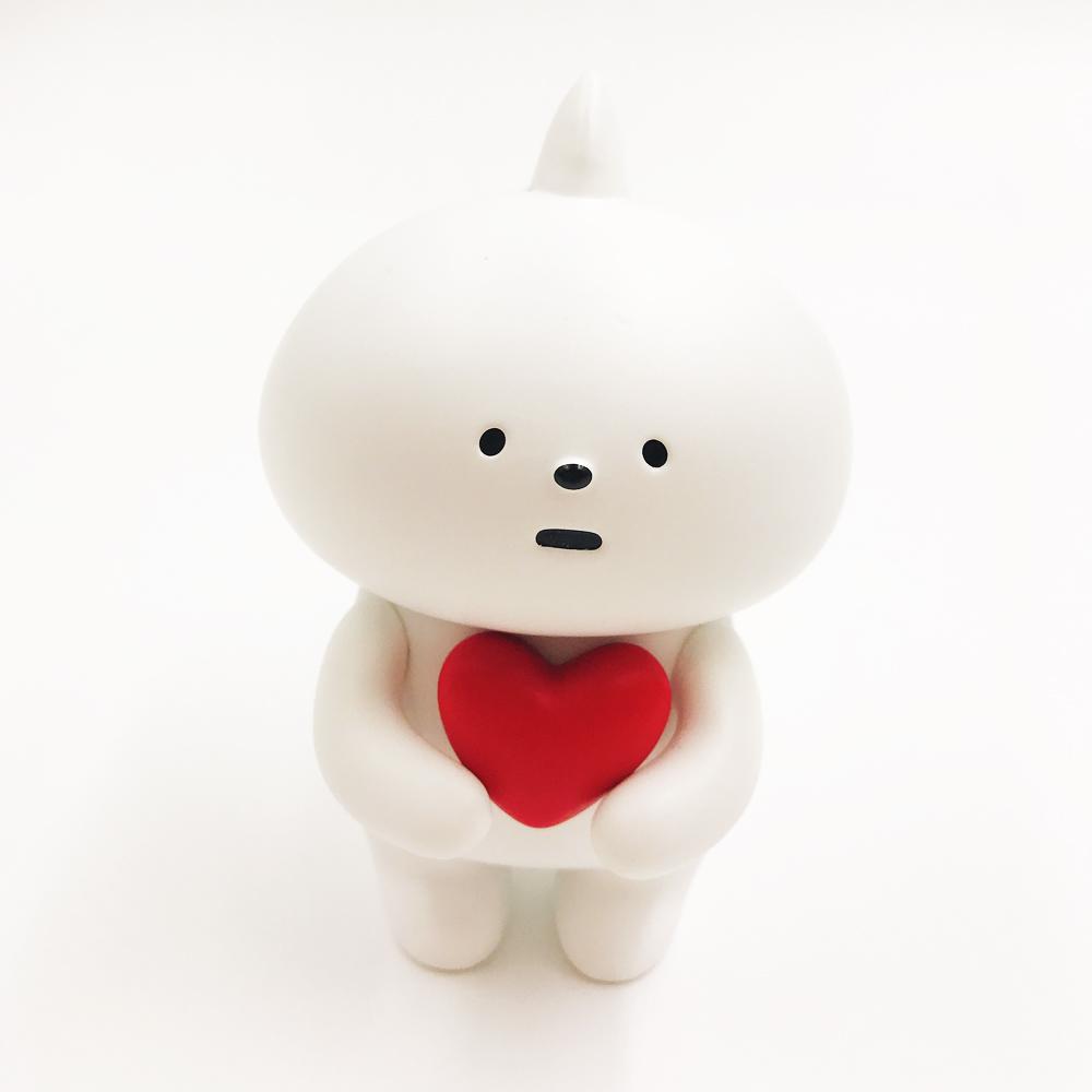 Fluffy House 公仔系列-DYNO (白色)