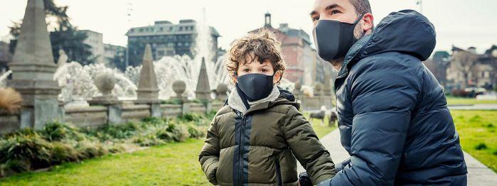 BANALE|輕便版-機能防護口罩(小孩款)
