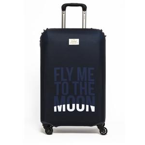 Rocket 防水行李箱套 (M)-音樂歌詞 Fly Me