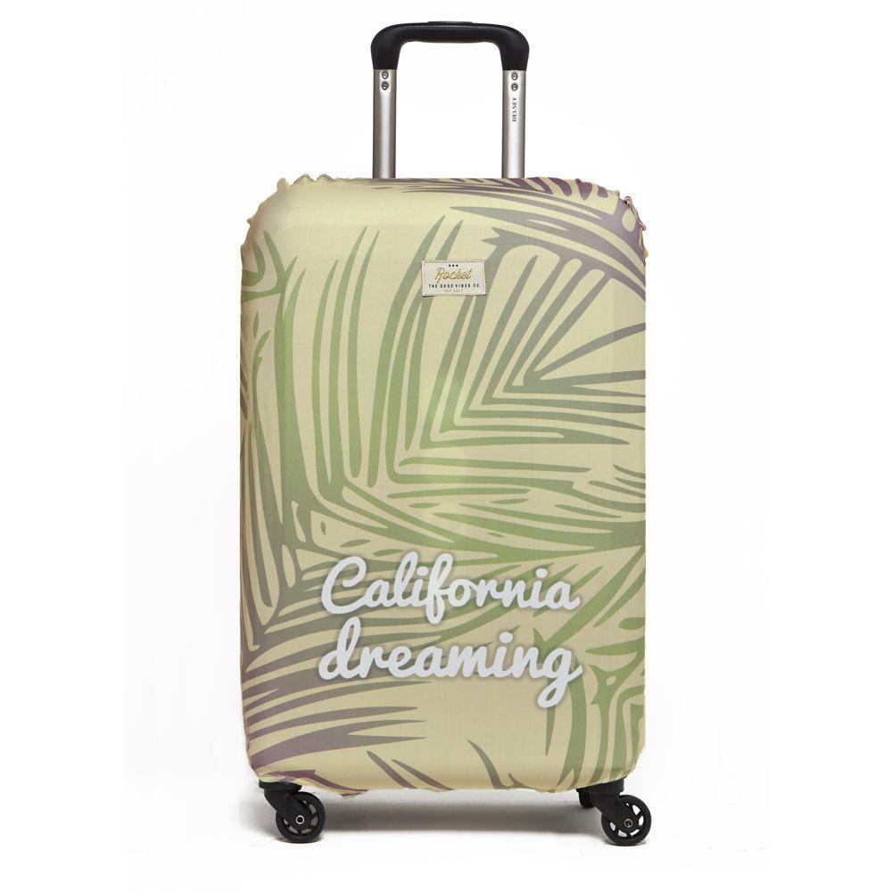 Rocket|防水行李箱套 (M)-音樂歌詞California Dreaming