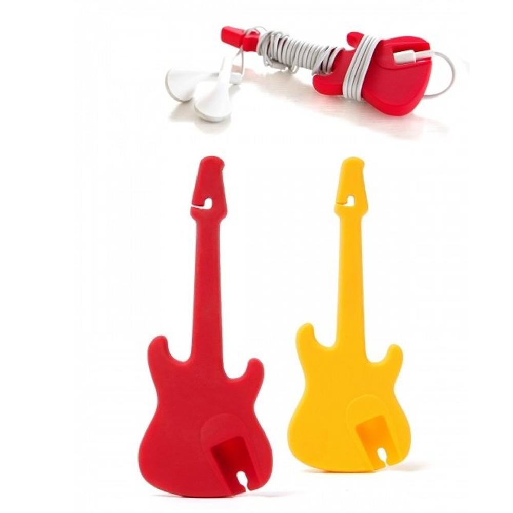 Rocket|吉他造型耳機線收納器