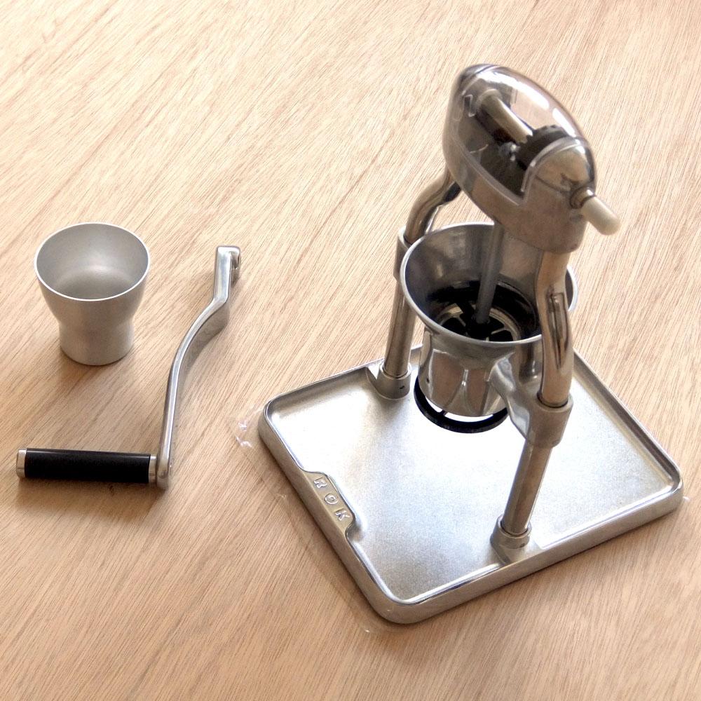 ROK 手動磨豆機 COFFEE GRINDER