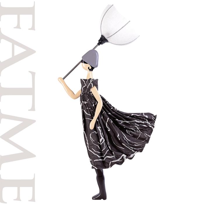SKITSO|希臘女孩手工燈飾-FATME