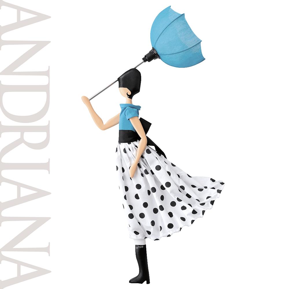 SKITSO|希臘女孩手工燈飾-ANDRIANA