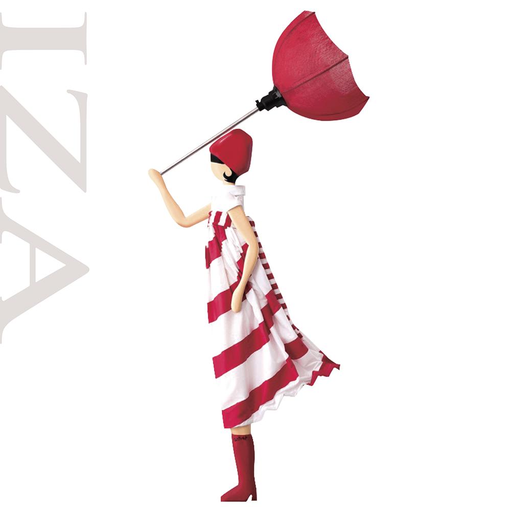 SKITSO|希臘女孩手工燈飾-IZA