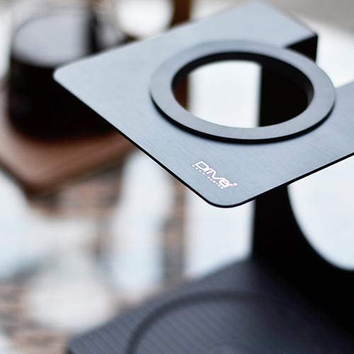 Driver|i Dripper咖啡濾杯壺組-黑色 (附贈環保不銹鋼濾紙)