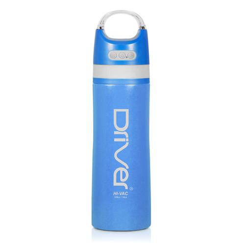 Driver | SUS316藍牙音樂保溫杯 520ml-勁藍