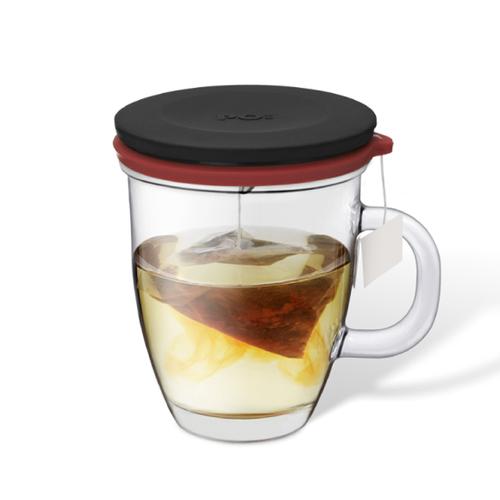 PO: 便利茶包蓋組 (紅)