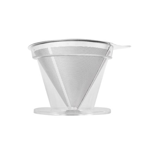 CUG|環保不銹鋼濾杯(贈送透明承架)