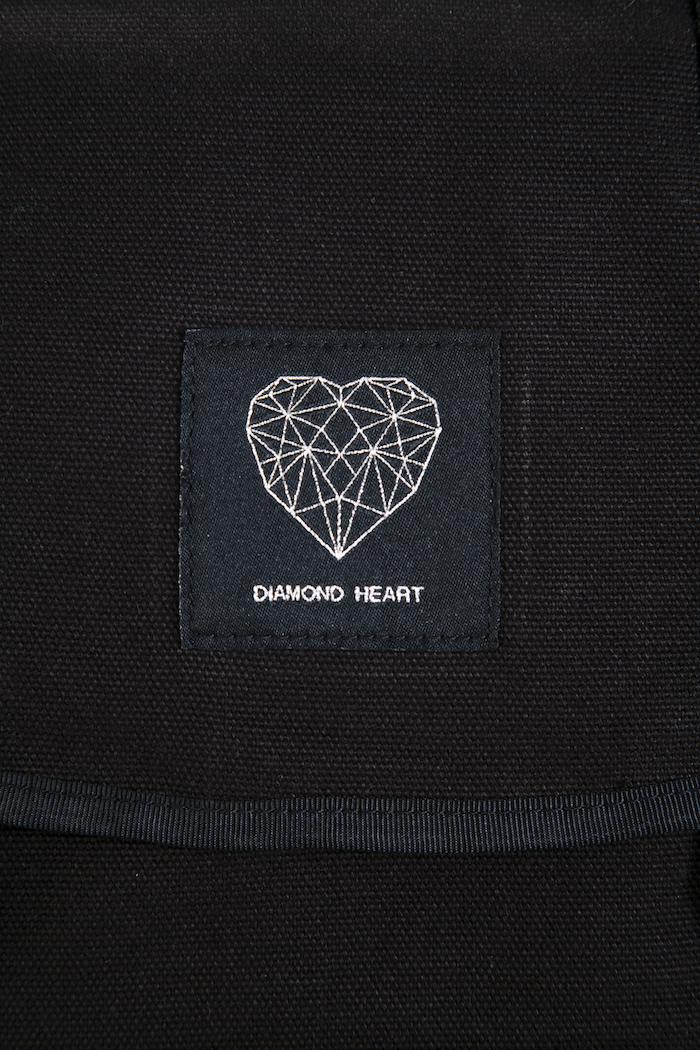 (複製)Diamond Heart 經典自行車雙邊馬鞍包