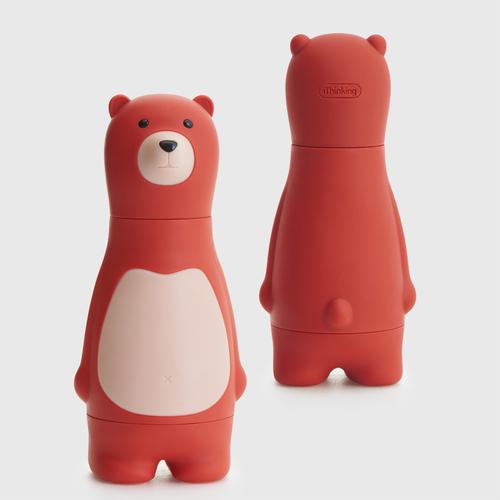 iThinking|Bear Papa 棘輪起子組(紅棕)