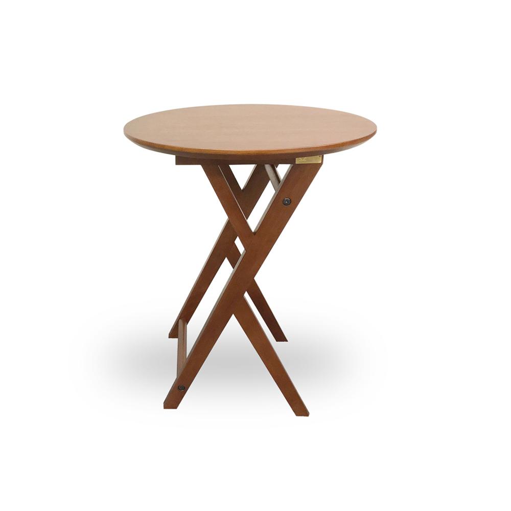 KEEN FORD DESIGN|實木邊桌 Wooden Side Table(DBR)