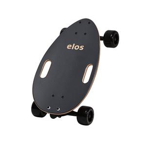 Elos Skateboards|經典都會滑板 (時尚黑)