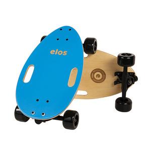 Elos Skateboards 經典都會滑板 (Elos藍)