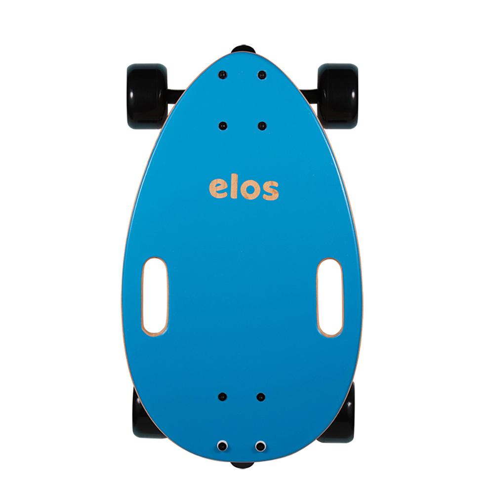 Elos Skateboards|經典都會滑板 (Elos藍)