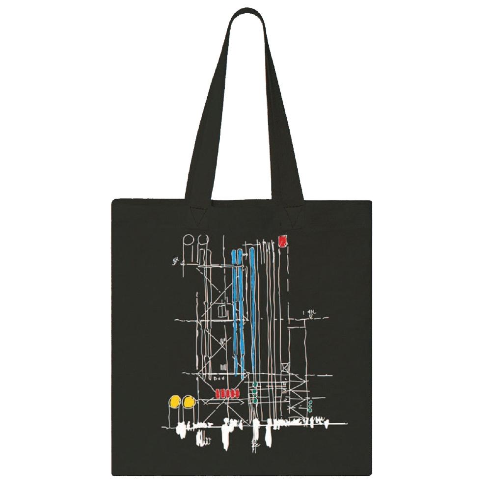 Centre Pompidou|40周年限定托特包