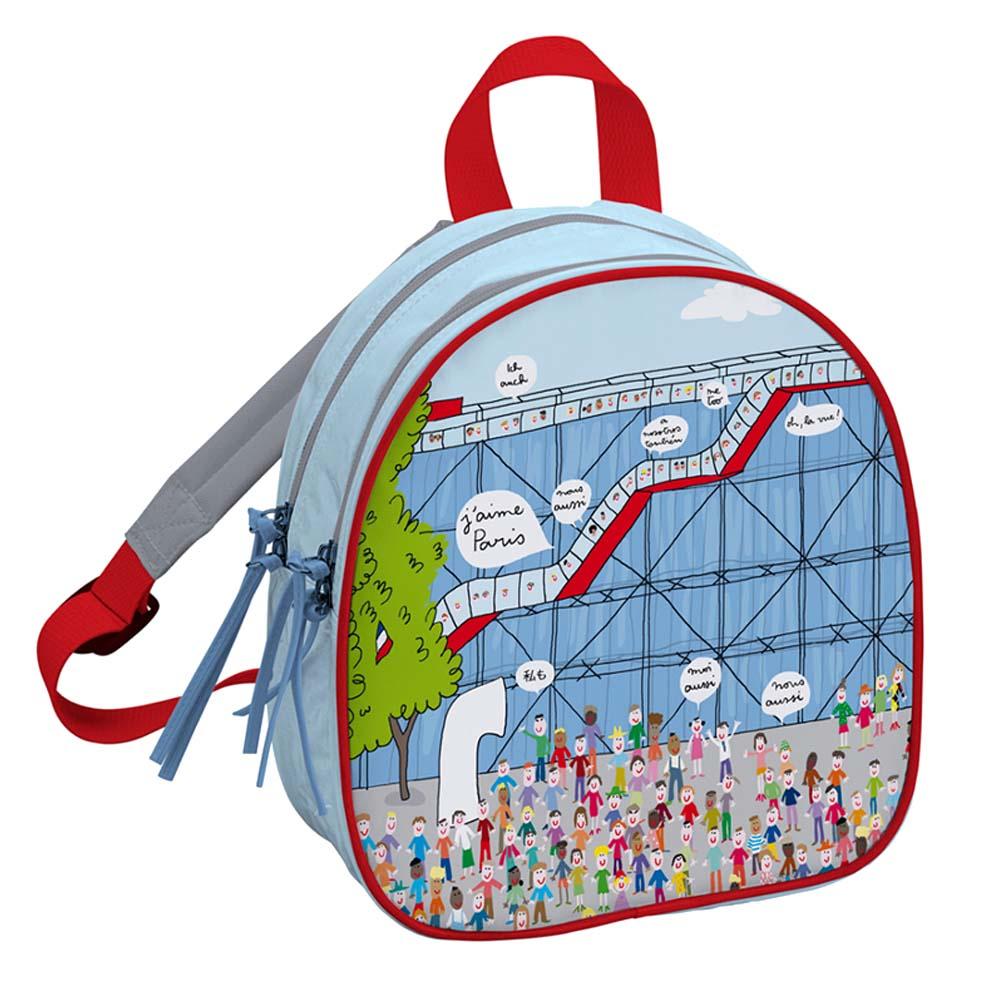 Centre Pompidou|40周年限定兒童後背包