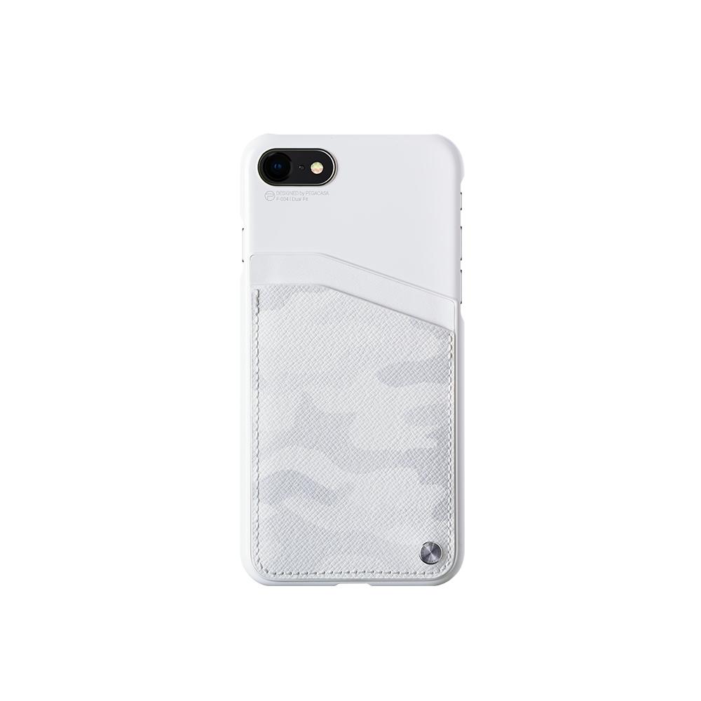 PEGACASA   iPhone 8 /7 手機殼-迷彩系列