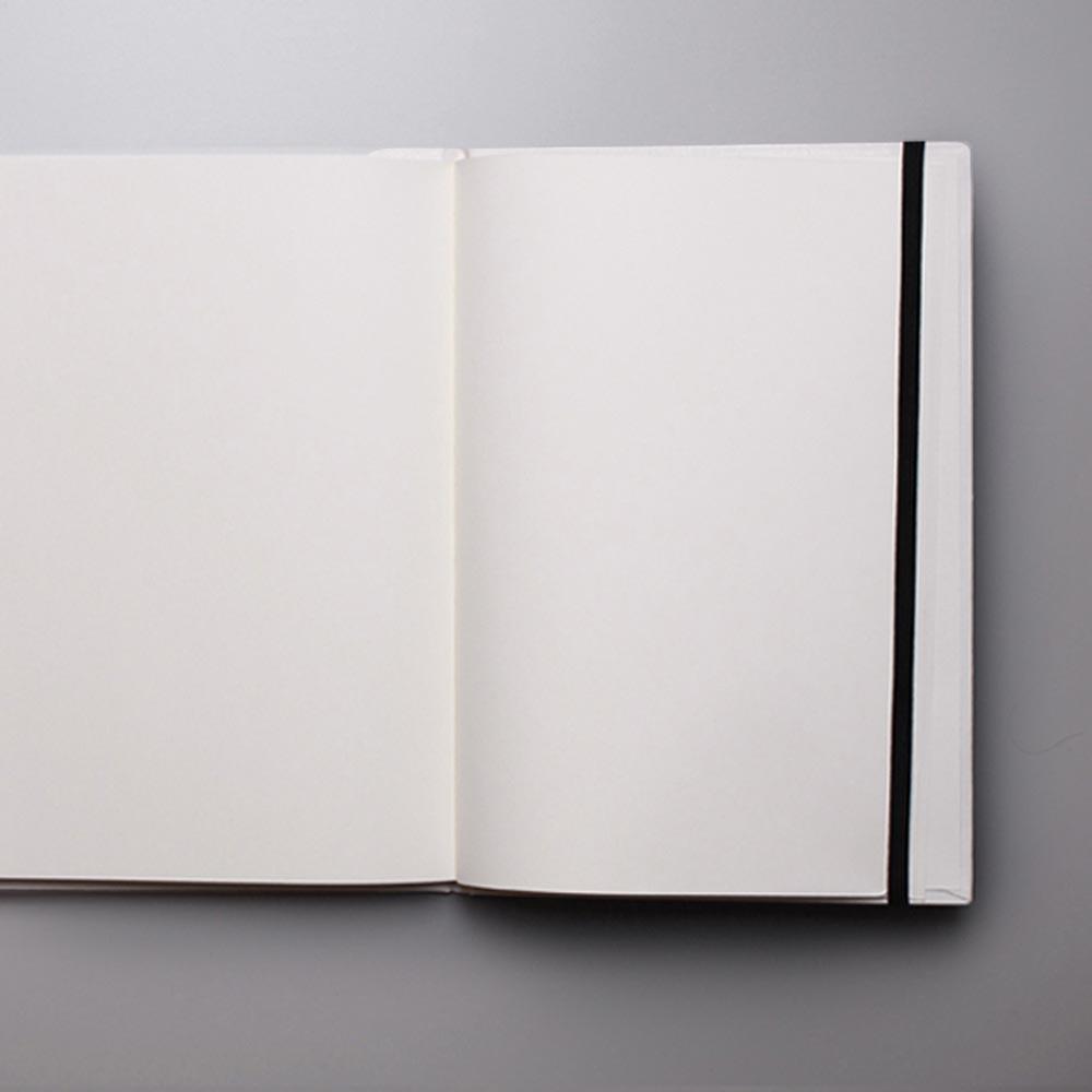 不平不滿|会社員空白筆記本