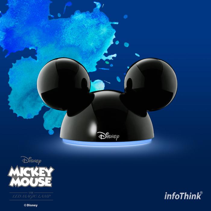 InfoThink|米奇藍牙魔法燈