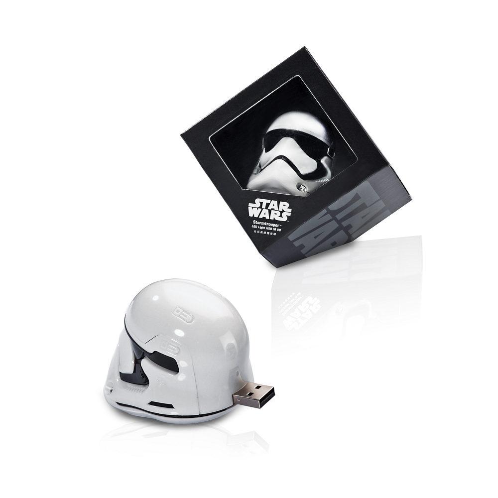 InfoThink|星際大戰白兵夜燈隨身碟-16GB