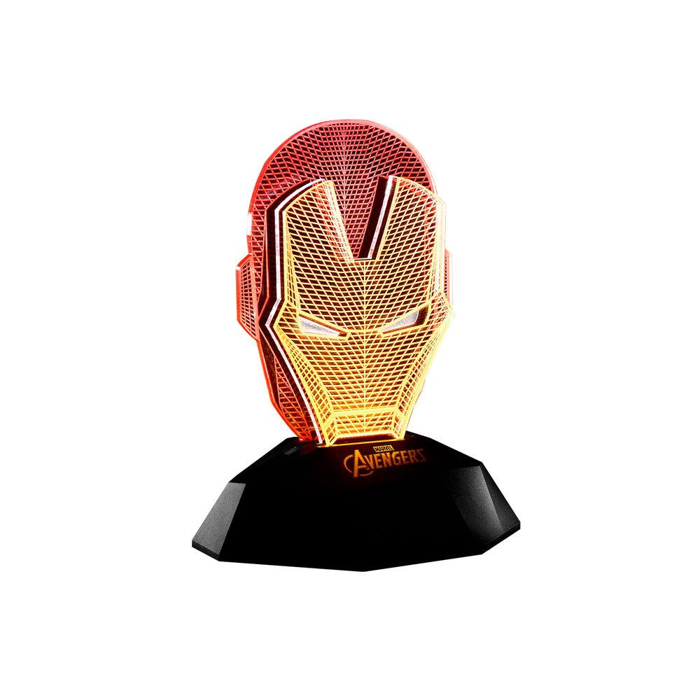 InfoThink 鋼鐵人3D立光燈