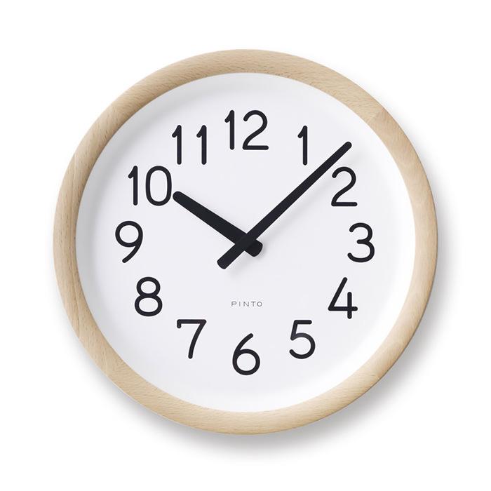 (複製)Lemnos|渡邊力純銅時鐘
