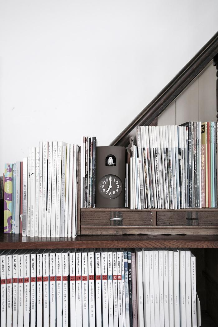 (複製)Lemnos|美好的一天時鐘-原木