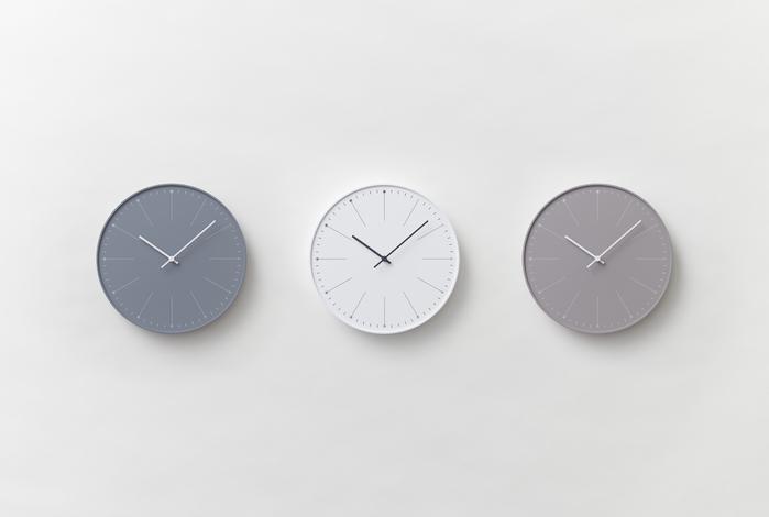 (複製)Lemnos|草皮時鐘-深褐色