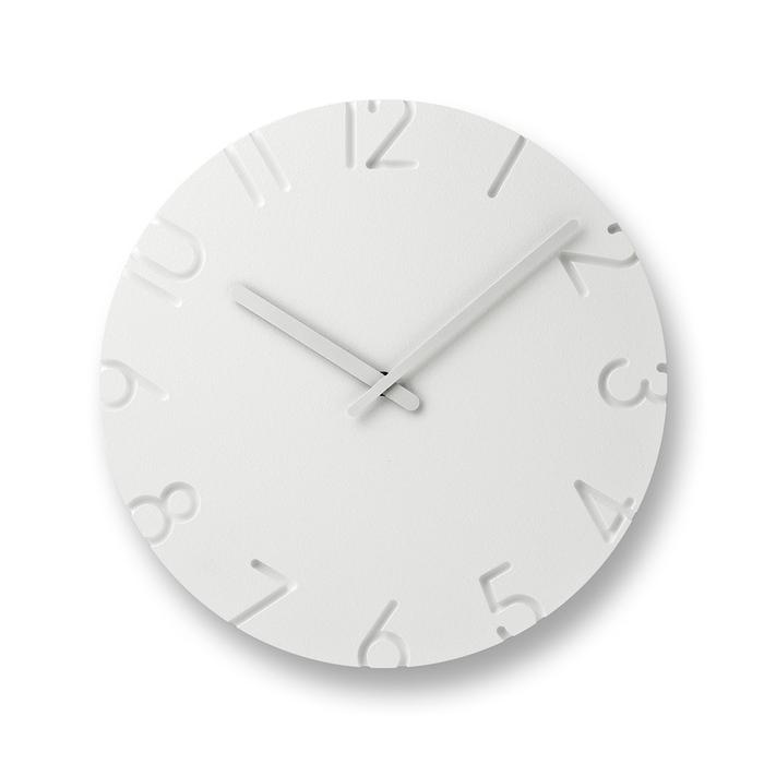 (複製)Lemnos|雕刻時鐘-羅馬數字款