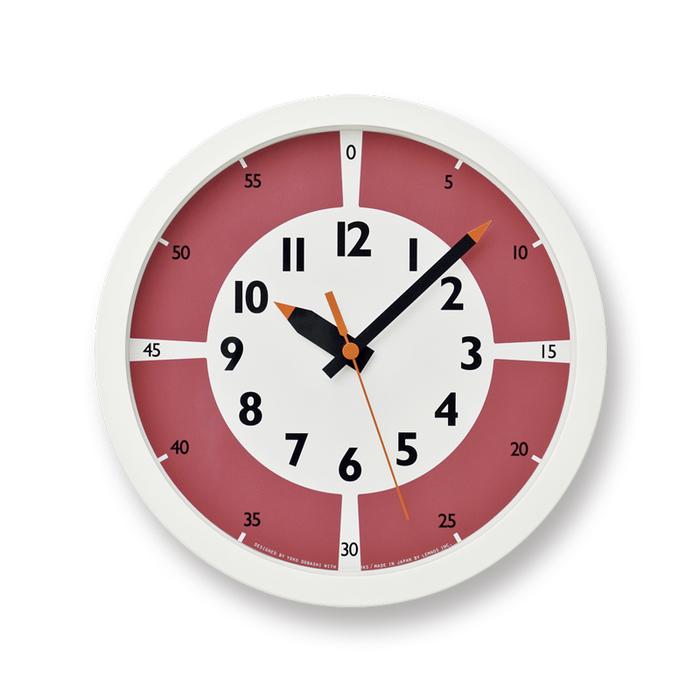 (複製)Lemnos|彩色分分學習時鐘-黃色