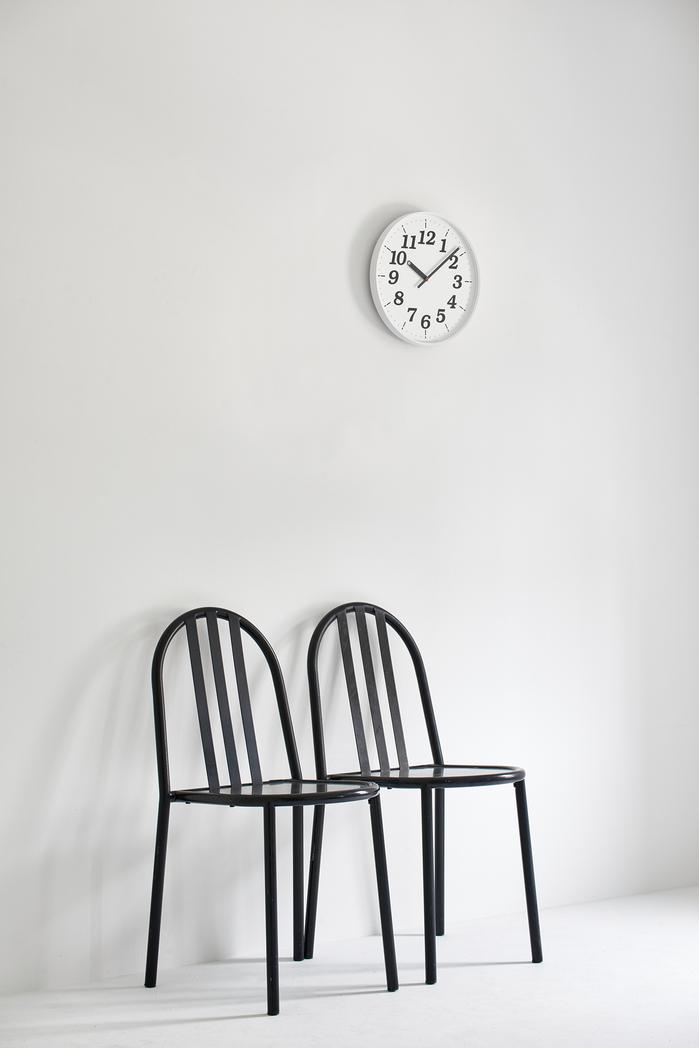 (複製)Lemnos|點時鐘線條款-白色
