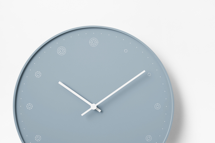(複製)Lemnos|草皮時鐘-灰色