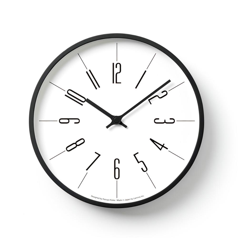 Lemnos|鐘塔時鐘數字款
