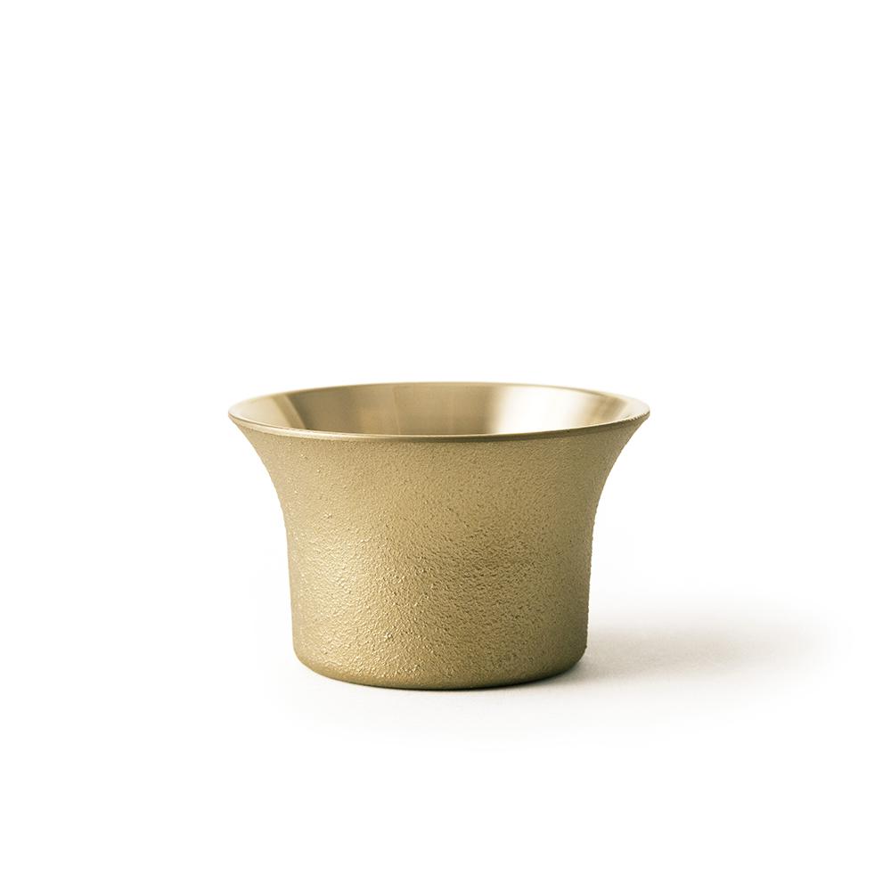 Lemnos|IKI 太陽TAIYOU燭台-金色
