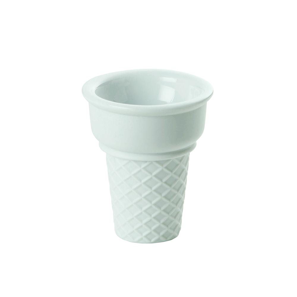 Lemnos|15.o% No.04 caramel 甜筒杯-綠色