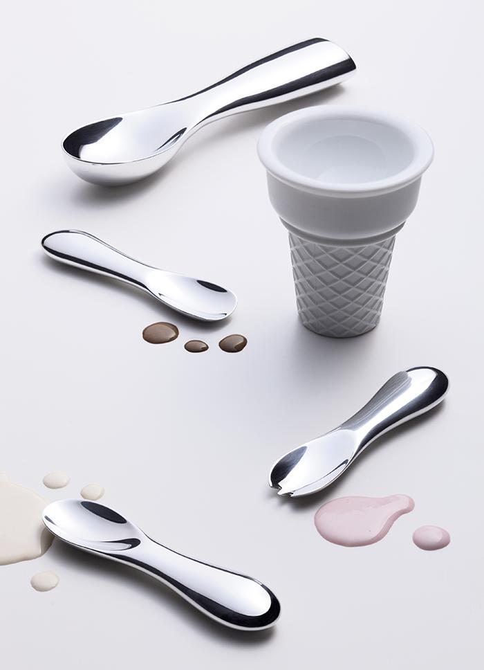 Lemnos|15.o% No.10 濃醇香草冰淇淋匙