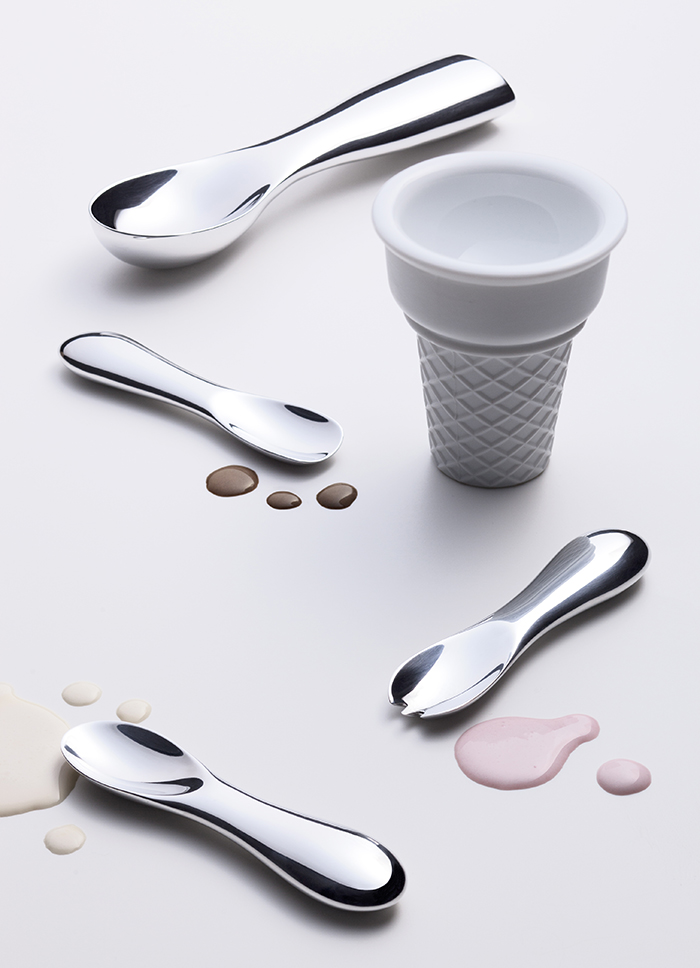 Lemnos|15.o% No.12 濃醇草莓冰淇淋匙
