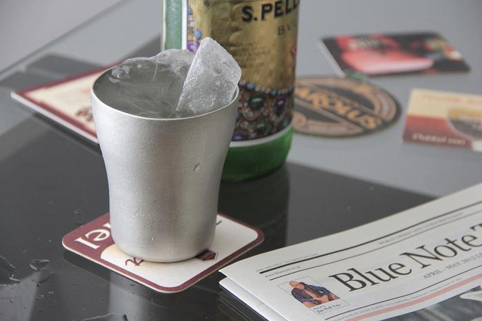 (複製)Lemnos SHIROKANE 錫製國王女王啤酒杯套組-380ml(二入一組)