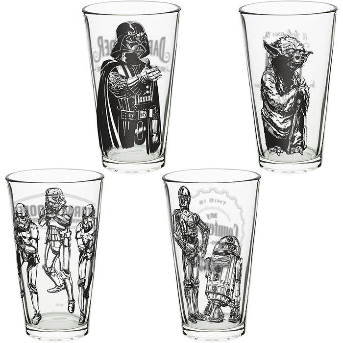 (複製)Star Wars | 星際大戰系列陶瓷盤 四入(黑武士、風暴兵、尤達、路克)