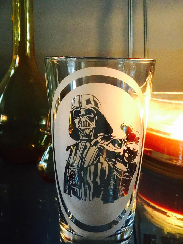 Star Wars | 黑武士玻璃杯
