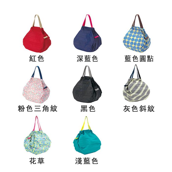【集購】官方授權-日本Marna | SHUPATTO快速收納環保袋 M (8色可選)