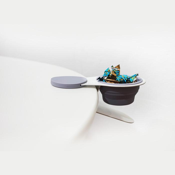 Rcube Design   EX!! 杯子夾  (芥末黃)