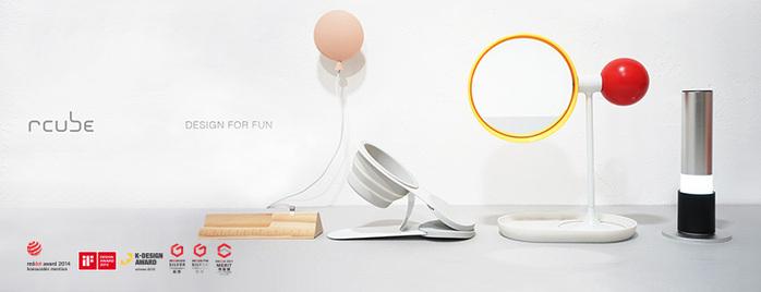 (複製)Rcube Design | EX!! 杯子夾  (芥末黃/ 灰/ 紫)